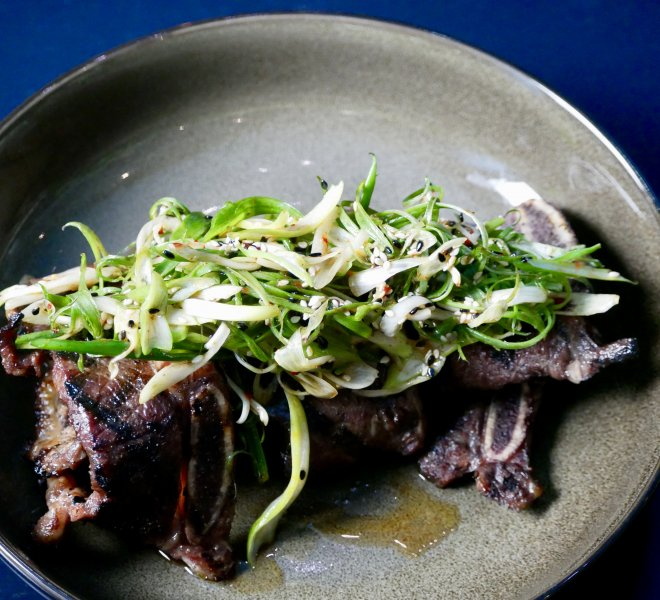 Korean Beef Short Rib