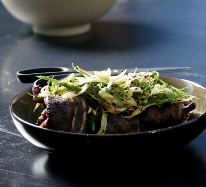 Korean Beef Short Rib8